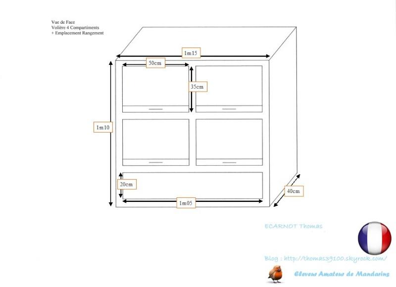 Fabrication d'une cage en plastique . 31053113