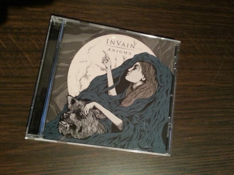In Vain: Aenigma 20140110
