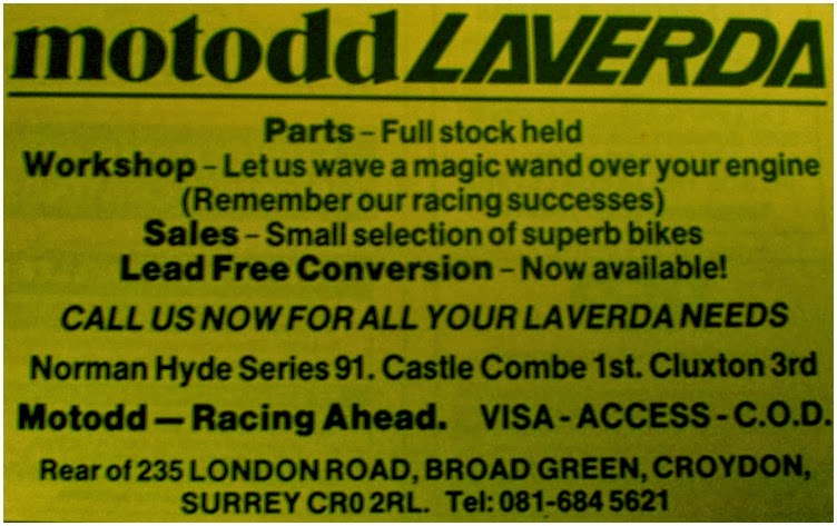LAVERDA 1000 Tre - Page 7 Motodd10