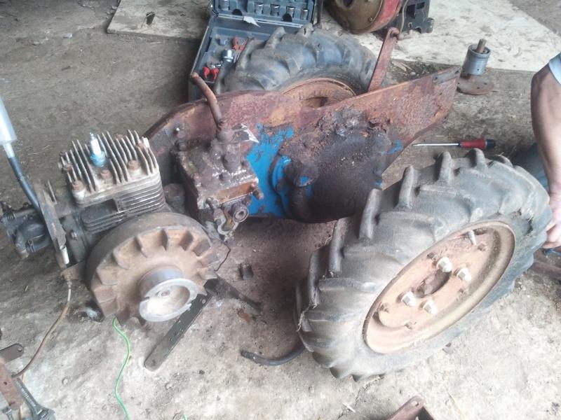 restauration - restauration de mon STAUB PPU  2014-054