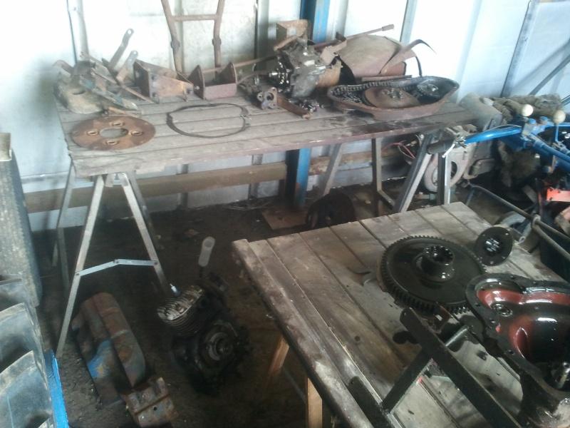 restauration - restauration de mon STAUB PPU  2014-067
