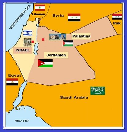 Die LÖSUNG der Zwei-Staaten-Lösung Israel14