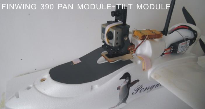 [NEW] Modules pan et pan/tilt 390° Finwin10