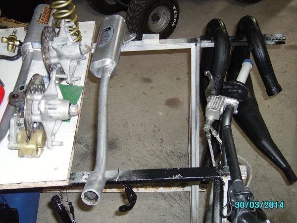 restauration du banshee 87 (the diable machine ) tof resto Imgp0513