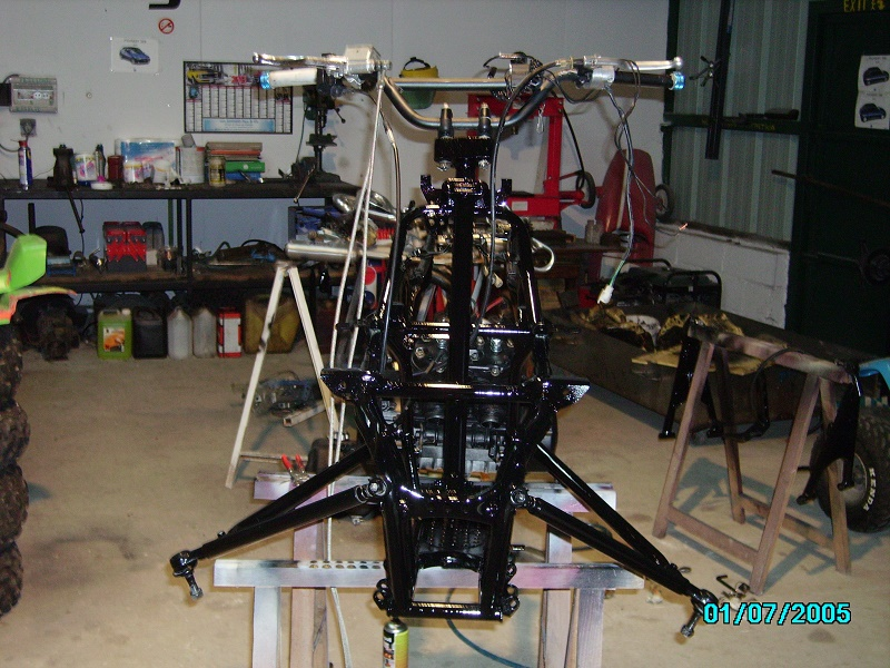 restauration du banshee 87 (the diable machine ) tof resto Imgp0521