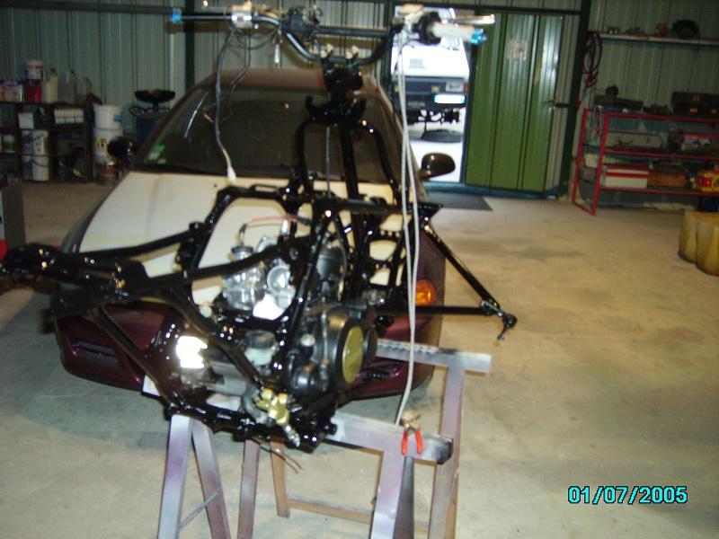 restauration du banshee 87 (the diable machine ) tof resto Imgp0523