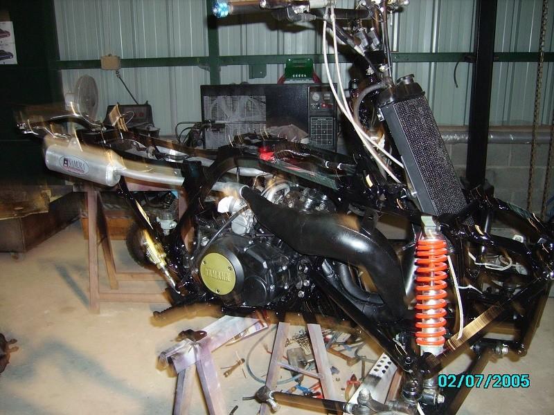 restauration du banshee 87 (the diable machine ) tof resto Imgp0529