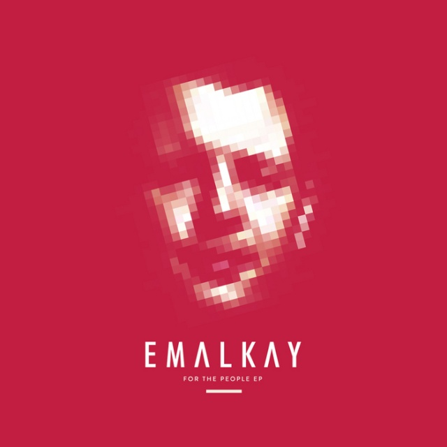 Emalkay - For The People EP  (2013) Cover10
