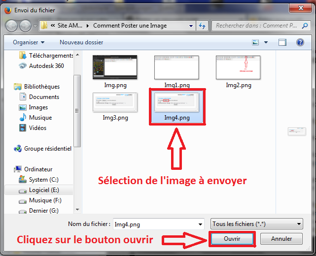Comment poster une image Img611