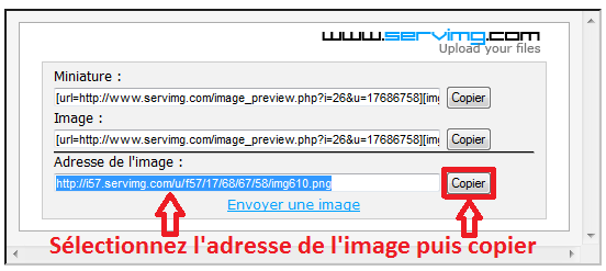 Comment poster une image Img810