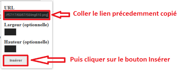 Comment poster une image Img910