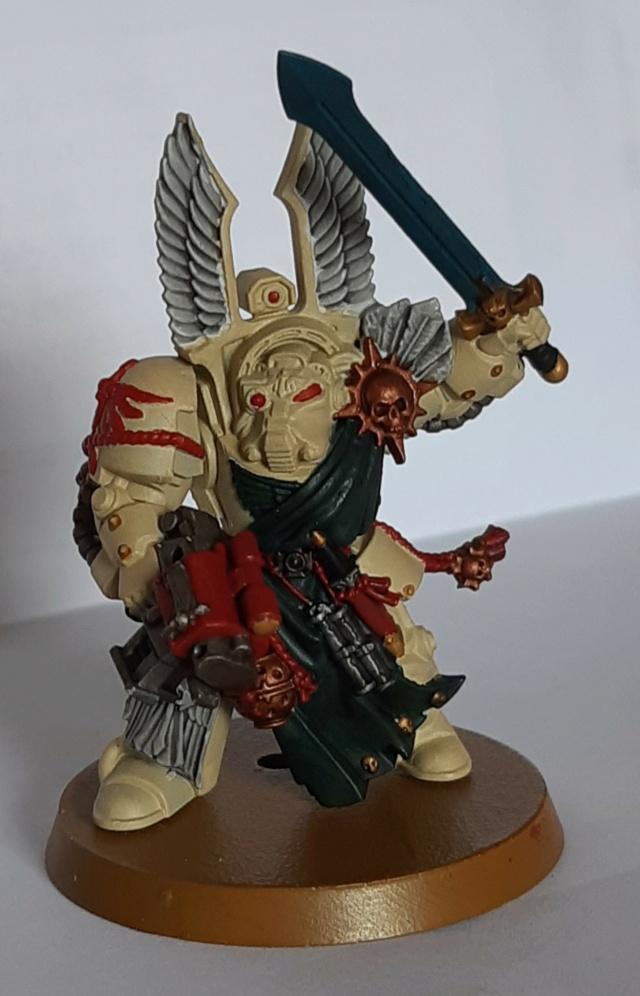 [Peinture] [Warhammer 40,000] Les Dark Angels se préparent  112