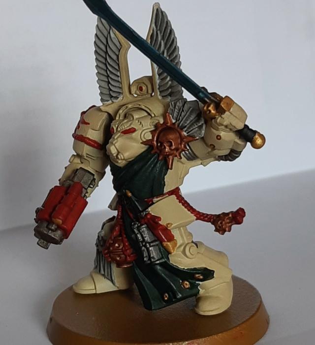[Peinture] [Warhammer 40,000] Les Dark Angels se préparent  510