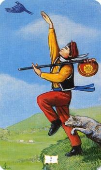 Цыганское Таро Роланда Бакленда (Buckland Romani Tarot) 00_maj10