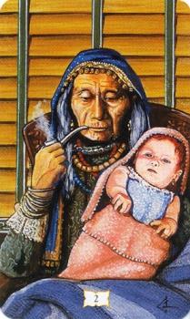 Цыганское Таро Роланда Бакленда (Buckland Romani Tarot) 02_maj10