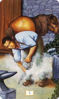 Цыганское Таро Роланда Бакленда (Buckland Romani Tarot) 05_maj10