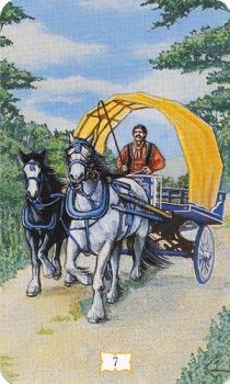 Цыганское Таро Роланда Бакленда (Buckland Romani Tarot) 07_maj11