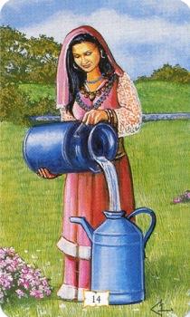 Цыганское Таро Роланда Бакленда (Buckland Romani Tarot) 14_maj10