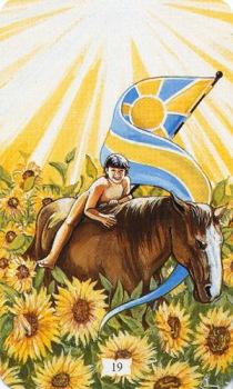 Цыганское Таро Роланда Бакленда (Buckland Romani Tarot) 19_maj10