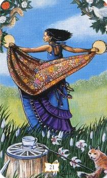 Цыганское Таро Роланда Бакленда (Buckland Romani Tarot) 21_maj10