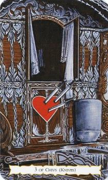 Цыганское Таро Роланда Бакленда (Buckland Romani Tarot) 38_min10