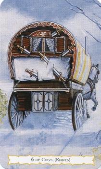 Цыганское Таро Роланда Бакленда (Buckland Romani Tarot) 41_min10