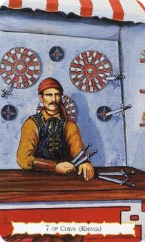 Цыганское Таро Роланда Бакленда (Buckland Romani Tarot) 42_min10