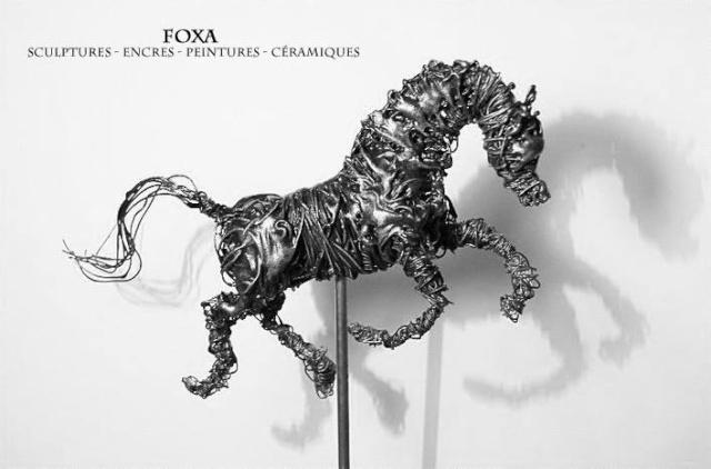 Foxa-Réalisations devant public à Meung sur Loire 11850810