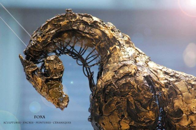 Foxa-Réalisations devant public à Meung sur Loire 12349210