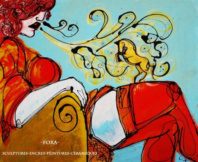 Foxa-Réalisations devant public à Meung sur Loire 16221710