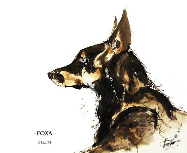 Foxa-Réalisations devant public à Meung sur Loire 19479010