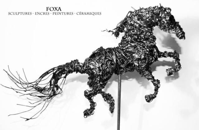 Foxa-Réalisations devant public à Meung sur Loire 54175510