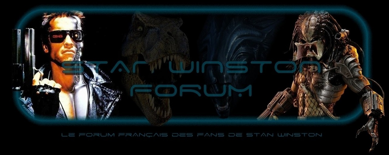 Stan Winston-Créatures Forum