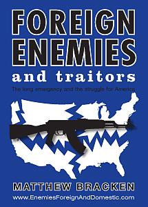 """[Roman] (survie/guerre civile) Trilogie """"enemies"""" de Matthew Bracken Feat_c10"""