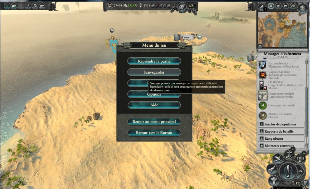 The total war legendary challenge Victoi11
