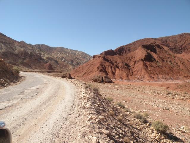 route de Telouet à Aït Ben Haddou 31_rte10