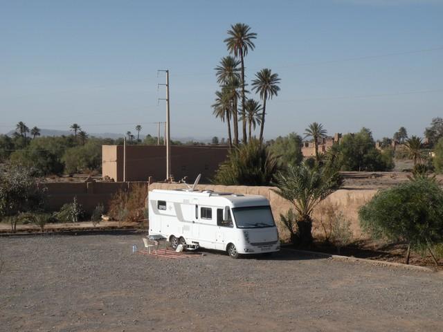 SKOURA : Camping Amrhidil (Zone 6) Copie171