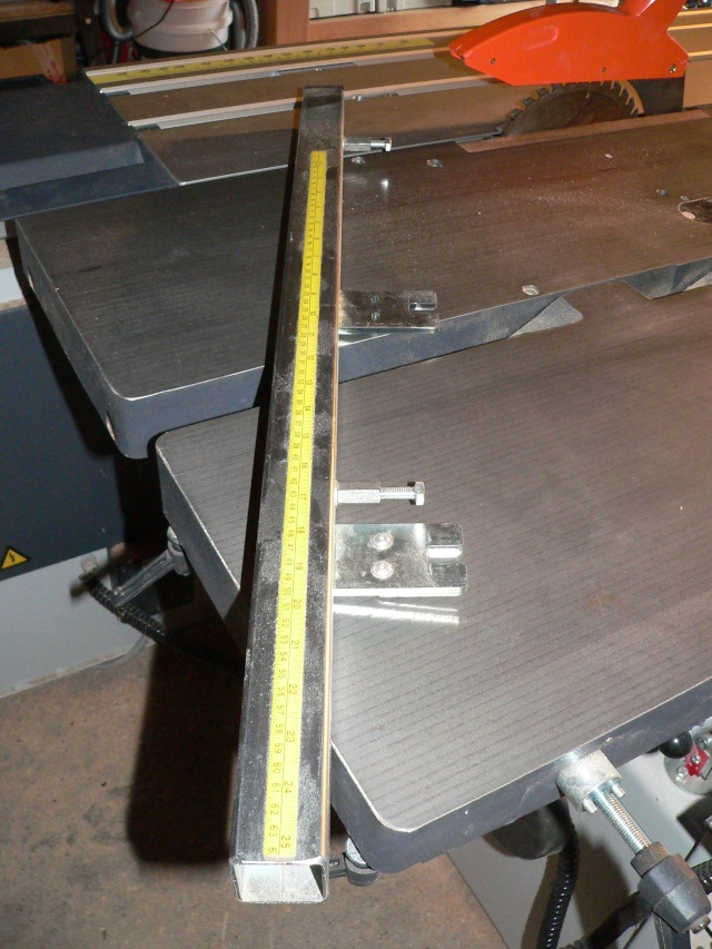 [présentation] combinée Robland HX310 pro P1020524