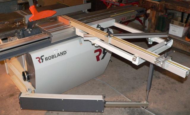 [présentation] combinée Robland HX310 pro P1020529