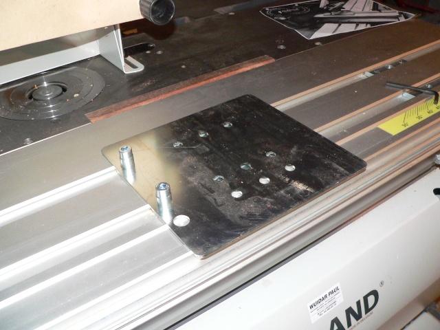 [présentation] combinée Robland HX310 pro P1020550
