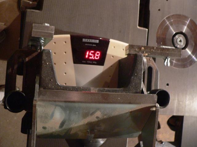 [présentation] combinée Robland HX310 pro P1020551