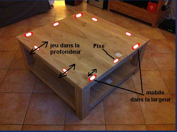Une table de salon en chêne (premier meuble) -> PHOTOS page 8 - Page 4 Taquet10