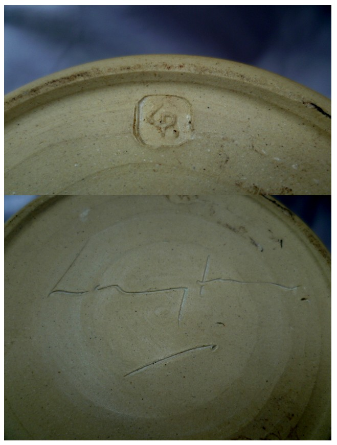 Gordon Plahn, Sevenoaks and Langton Potteries Alp10