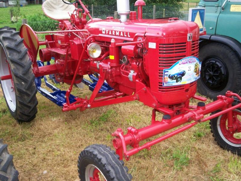 Tracteurs agricole d'autrefois. Allou_59