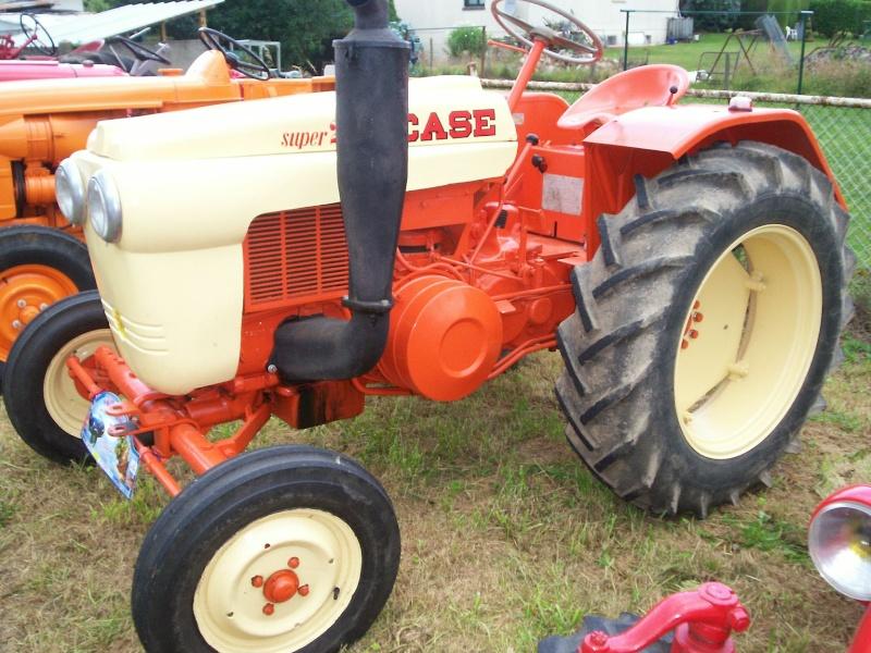 Tracteurs agricole d'autrefois. Allou_61