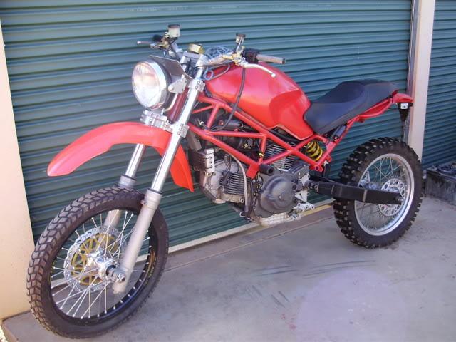 Duati 750 scrambler P1310510