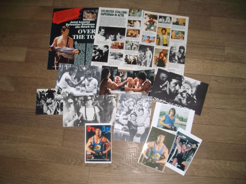 LOT STALLONE MOVIE & LIFE clipping Gedc4512