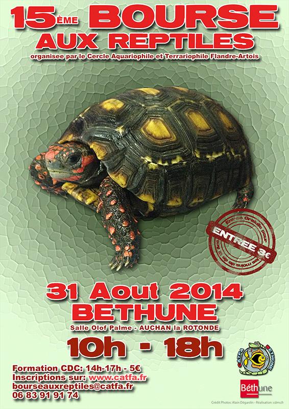 15ème BOURSE AUX REPTILES de BETHUNE - 31 août 2014 Br1510