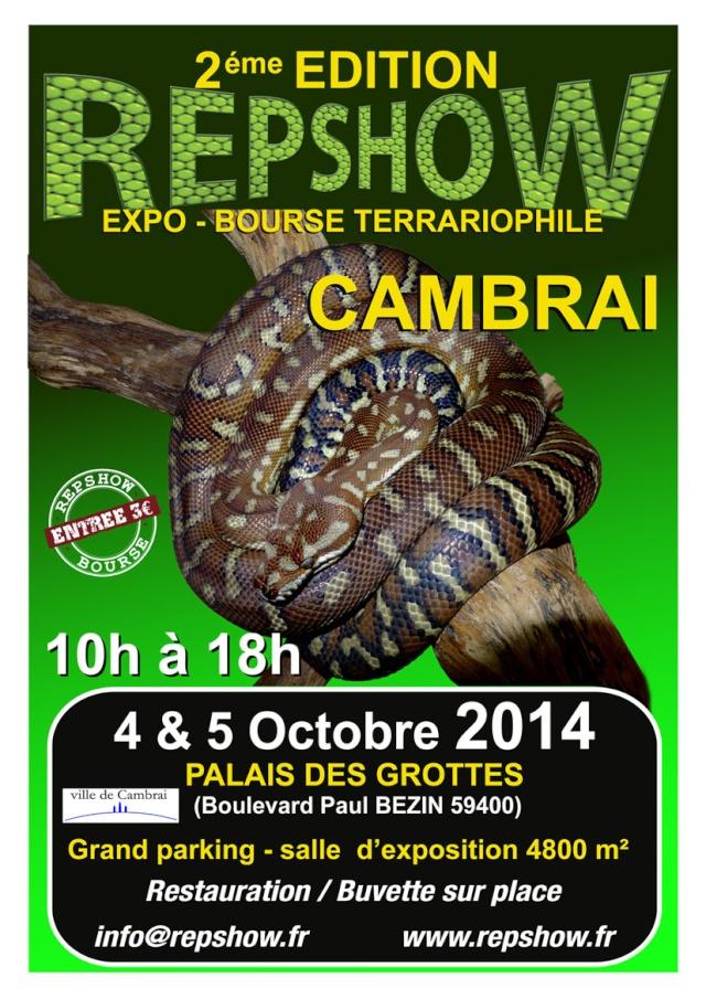 Bourse Cambrai RepShow - 04 & 05 Octobre 2014 (59400) Repsho10