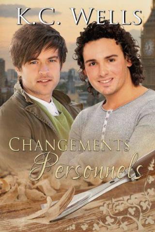 WELLS K.C. - Une Affaire Personnelle - Tome 2 : Changements Personnels  10403510